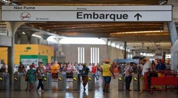 A tarifa do Metrô do Recife passa a custar R$ 3,70