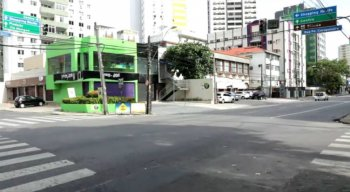 O crime aconteceuno cruzamento da Rua Padre Carapuceiro com a Avenida Conselheiro Aguiar