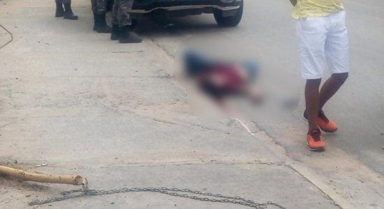 Homem foi morto na BR-104 em Caruaru
