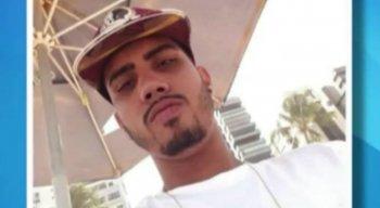 Rafael Souza da Silva, de 23 anos, morto na noite de réveillon, em Boa Viagem