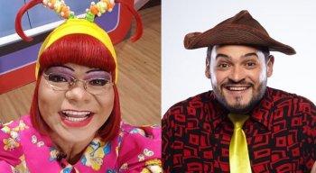 Cinderela e Matheus Ceará irão formar um casal em novo programa da TV Jornal