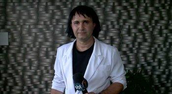 Lício Lucas é cover do cantor Roberto Carlos