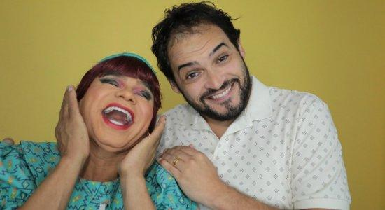 Confira nome e detalhes do programa de humor com Cinderela e Matheus Ceará na TV Jornal