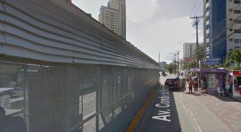 Com a desativação, a estação, que fica logo após o cruzamento com a Rua Dom Bosco, no sentido subúrbio/cidade, será desmontada