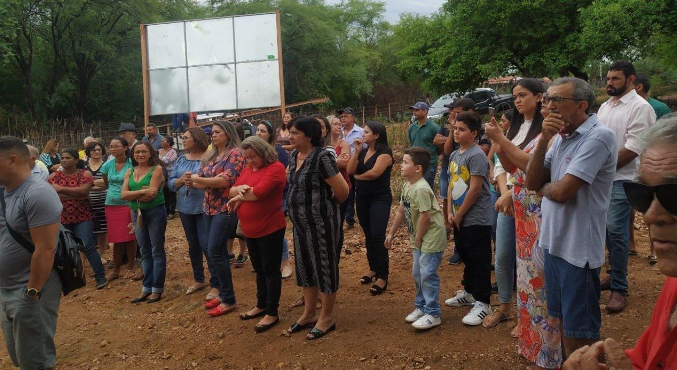 Ação aconteceu no fim de semana, na zona rural de Serra Talhada