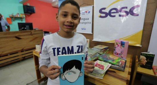 Sesc promove campanha de troca de livros usados