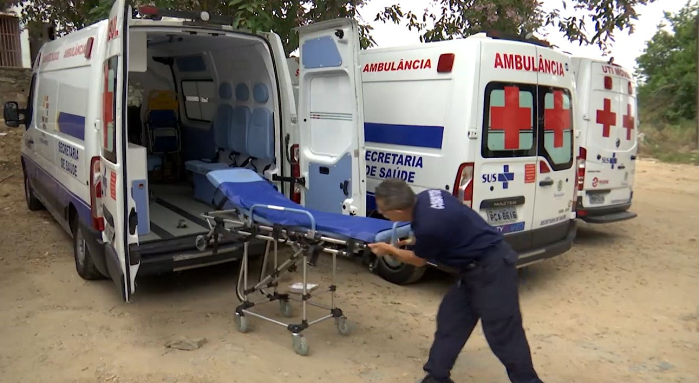 Macas ficam retidas nos hospitais e atrapalham transferências