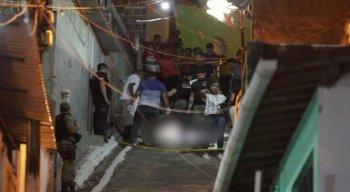 O corpo do auxiliar de padaria foi encaminhado para o Instituto de Medicina Legal (IML), em Santo Amaro, área central do Recife