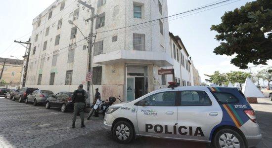 Vigilante reage a assalto e mata suspeito no Centro do Recife