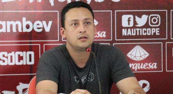 Ítalo Rodrigues diz não sentir mágoa da direção do Náutico por sua saída