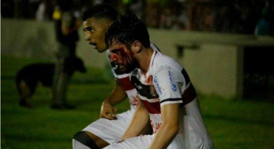 Santa Cruz lança copo homenageando jogador que deu o sangue pelo clube