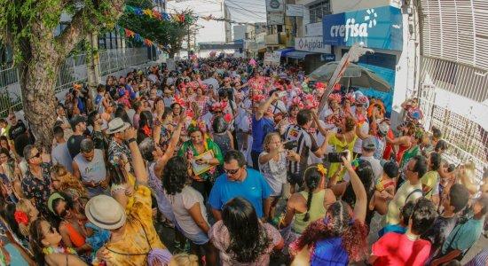 Carnaval vem sendo resgatado na Capital do Forró