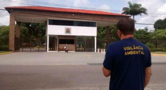 Vacinação começa para os moradores do Clube de Campo Alvorada, onde os saguis foram encontrados mortos