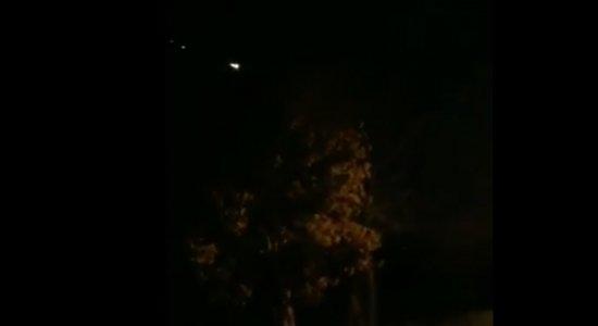 Avião cai no Irã com 176 passageiros; confira o vídeo do momento da queda
