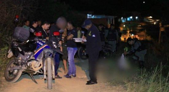 Estudante sai para festa religiosa e é assassinado em Jaboatão