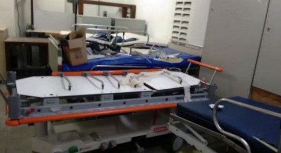Macas presas por falta de leito prejudicam transferência de pacientes