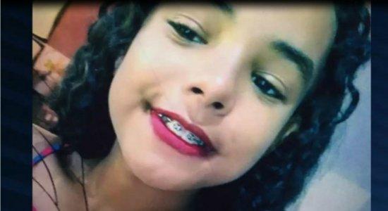 Família consegue liberação de corpo e menina atropelada por caminhão será enterrada em Olinda