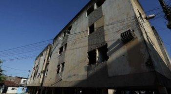 No ano de 2001, o edifício Verbena foi interditado.