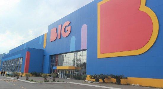 Grupo Big oferece ao todo 900 vagas de emprego em 15 Estados do Brasil