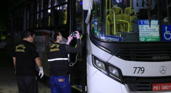 Polícia busca suspeitos de assalto a ônibus que deixou sargento morto