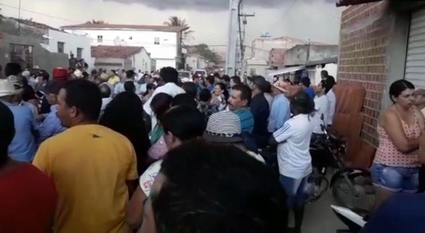 Pai e filho foram mortos no Sítio Jussara, na zona rural de São Caetano
