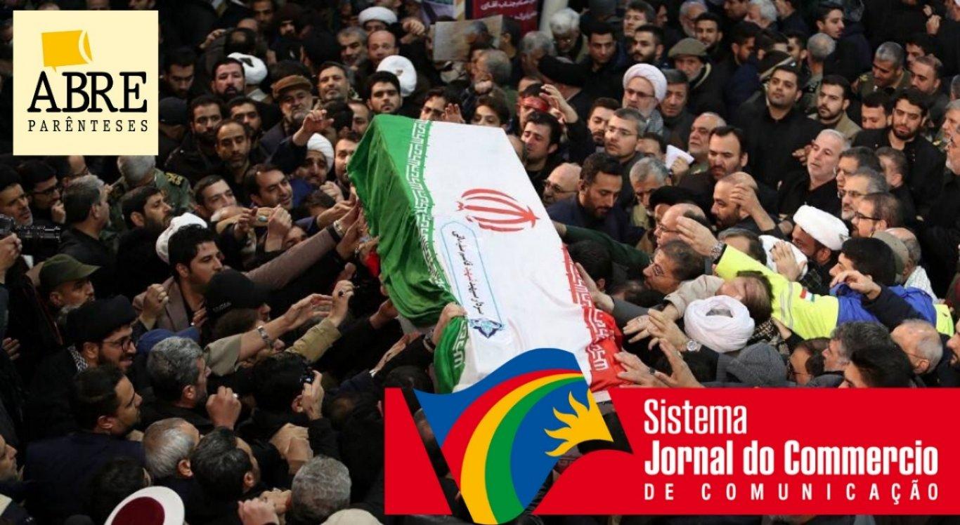 Conflito entre EUA e Irã virou assunto nas últimas semanas