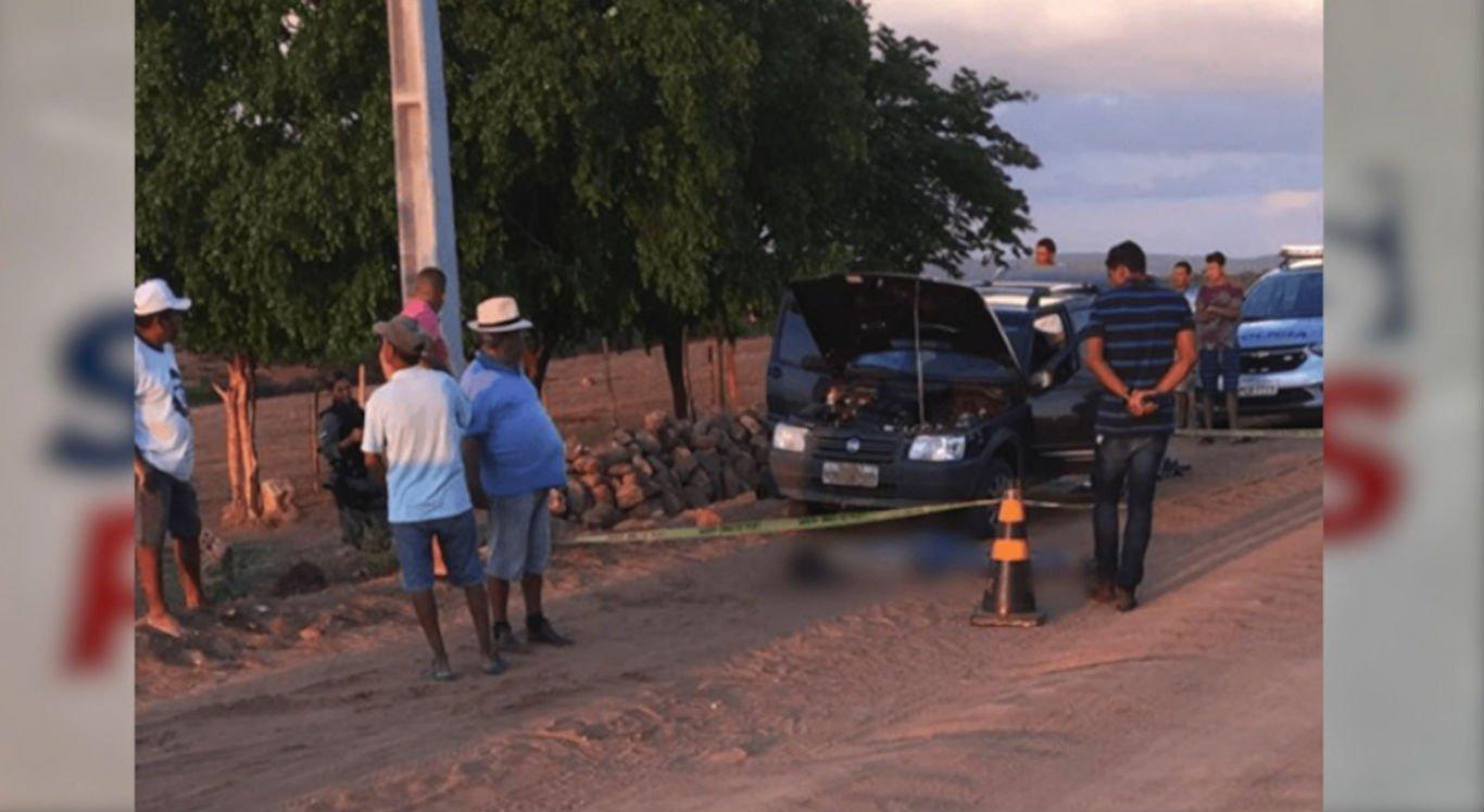 Triplo homicídio aconteceu em São José do Belmonte, no Sertão