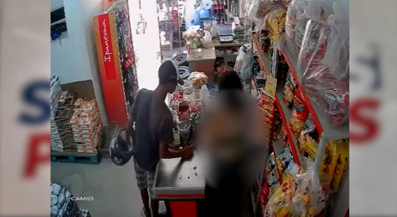 Assalto foi registrado em mercadinho do Residencial Alto do Moura