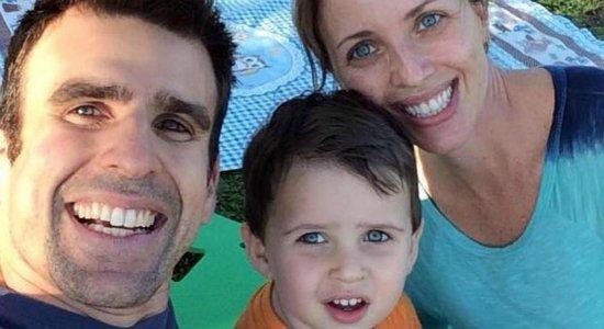 Repórter da ESPN, Mendel Bydlowski, relembra momentos com o filho: ''carinhoso, meigo, amoroso''