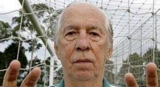 Avô de zagueiro do Santa Cruz e ídolo do Palmeiras morre aos 88 anos