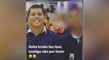A vítima chegou a ser socorrida para a Policlínica Professor Arnaldo Marques, mas não resistiu aos ferimentos