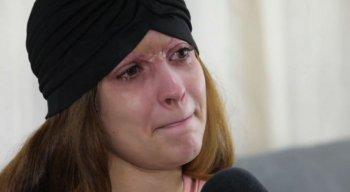 Débora Dantas, de 19 anos, foi vítima de um acidente com kart em agosto do ano passado, em Boa Viagem, na Zona Sul do Recife