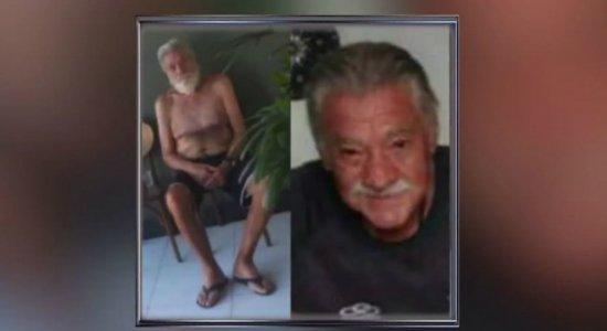 Família procura idoso que sumiu no Centro do Recife