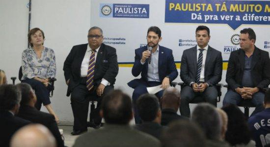 Programa Em Frente Brasil fica em Paulista até junho de 2020