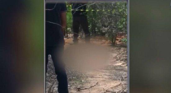 Menino encontrado enterrado em Petrolina morreu 48 horas antes, diz perícia