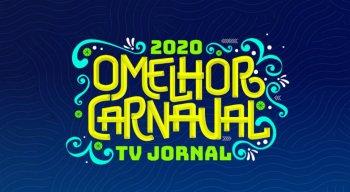 O melhor carnaval está na TV Jornal