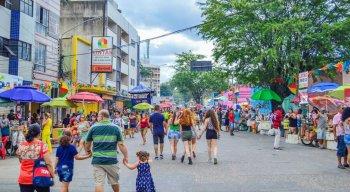 Comerciantes que desejam atuar no Carnaval Caruaru Cultural devem se cadastrar