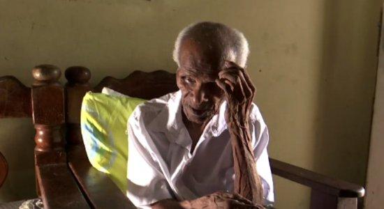 Pernambucano completa 118 anos e é um das pessoas mais velhas do mundo