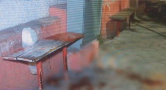 Mulher grávida foi esfaqueada em Caruaru