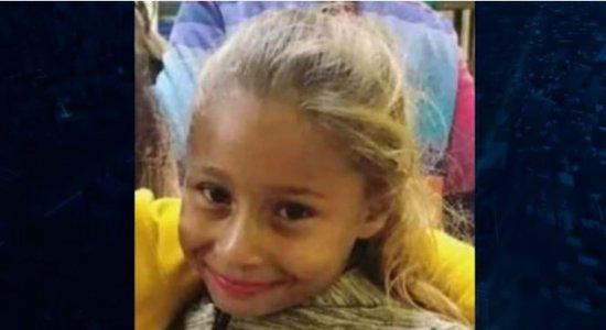 Menina que desapareceu em parquinho é encontrada morta