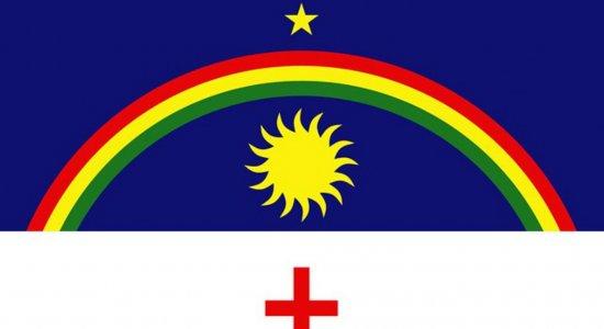 Após ser eleita a mais bonita no Twitter, saiba o significado dos elementos da bandeira de Pernambuco