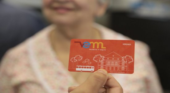 Com o novo VEM, os idosos terão acesso gratuito à qualquer assento dos coletivos