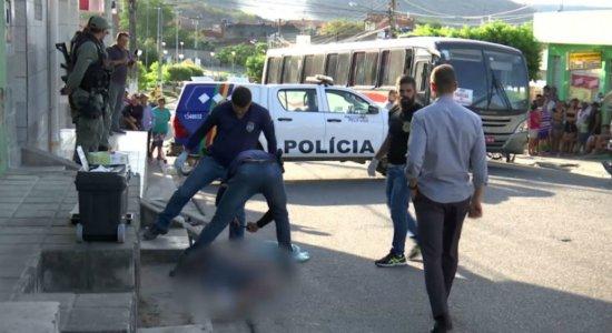 Em menos de 24 horas, três pessoas são assassinadas em Panelas