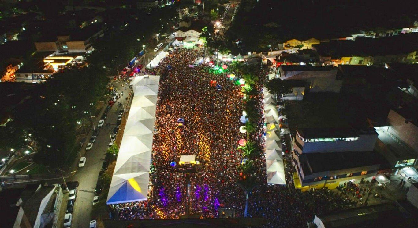 Festival Viva Dominguinhos será realizado de 30 de abril a 2 de maio