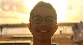 Thiago é aluno do Colégio Boa Viagem (CBV) e vai concorrer a uma vaga do curso de arquitetura e urbanismo