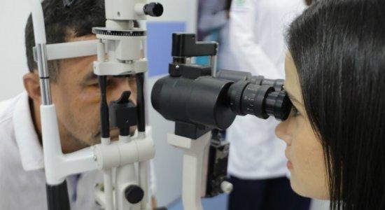 UPA do Ibura passa a oferecer serviços oftalmológicos 24h
