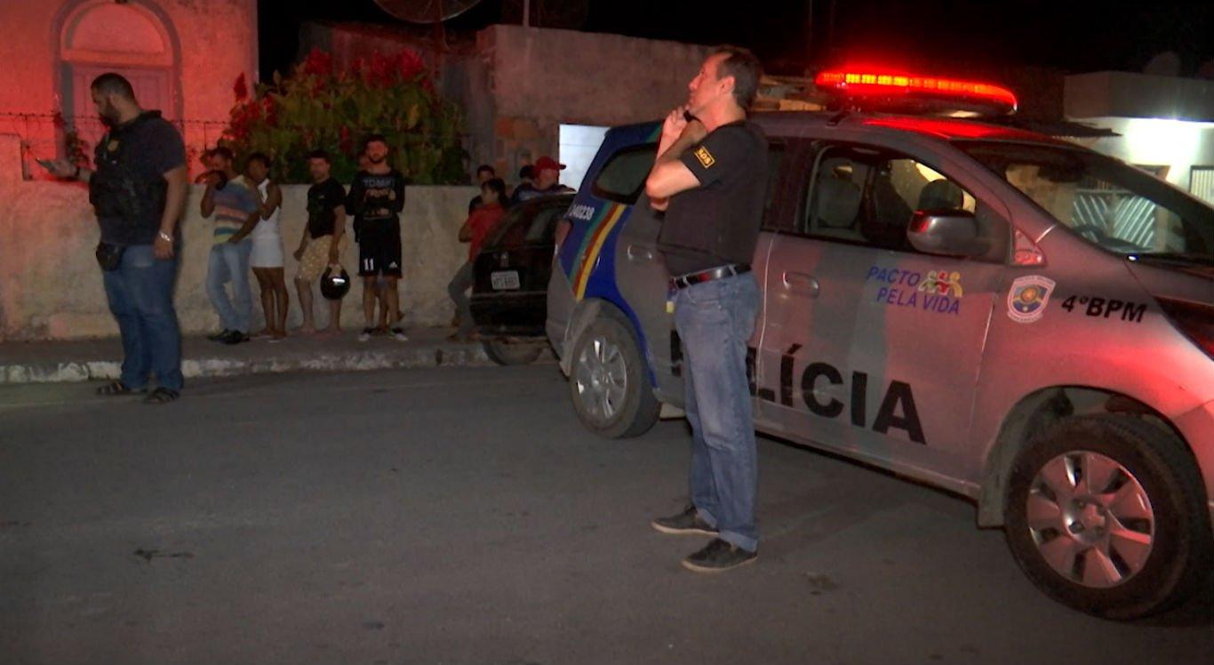 Este foi o primeiro homicídio de 2020 em Camocim de São Félix