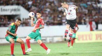 Pipico perdeu a reta final da Série C devido a uma lesão