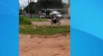 A polícia não soube informar como o acidente ocorreu e disse que as causas ainda vão ser investigadas