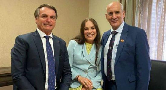 Após encontro com Bolsonaro, Regina Duarte irá conhecer Secretaria de Cultura